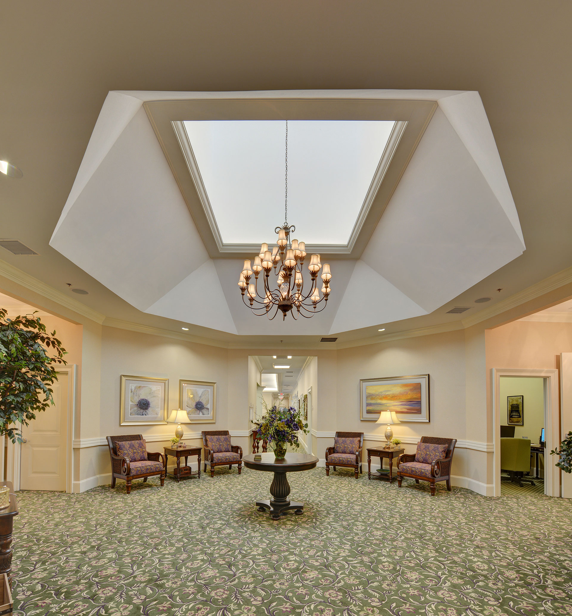 Augusta Georgia Living: Senior Living Apartments Community Augusta